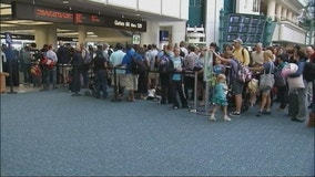 Orlando airport has 50 million passengers in year
