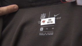 Goodwill find: Fan scores gear possibly donated by former Bucs coach Koetter