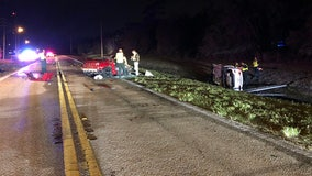 Victims in fiery, head-on crash are all from Kissimmee