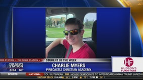 Student of the Week: Charlie Myers