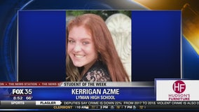 Student of the Week: Kerrigan Azme