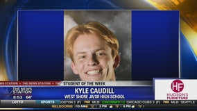 Student of the Week: Kyle Caudill