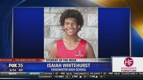 Student of the Week: Isaiah Whitehurst