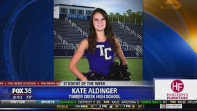 Student of the Week: Kate Aldinger