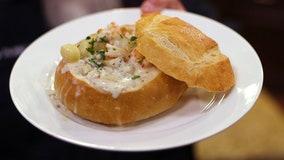 Recipe: Big Bay seafood chowder