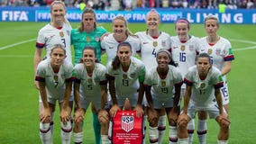 US women's soccer to play Portugal in pair of exhibitions