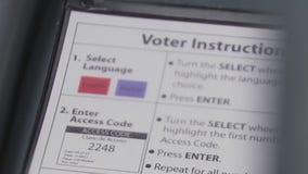 Florida approved for voter data program
