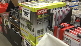 Shoppers taking advantage of hurricane sales tax holiday