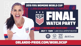 Orlando Pride to Host 2019 FIFA Women's World Cup Final Watch Party at Lake Eola