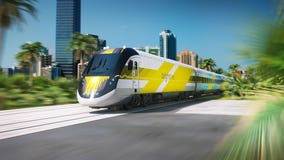 New higher-speed Florida train Brightline has highest US death rate