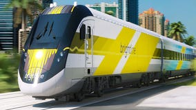 Coronavirus halts high speed train service in South Florida