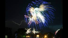 Leesburg 4th of July fireworks show will go on