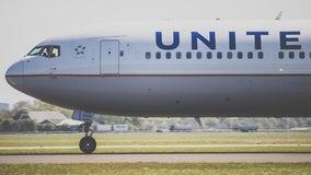 United Airlines flight makes emergency landing after passenger gets stuck in bathroom