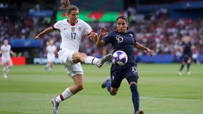 USA vs France Women's World Cup game breaks viewership record