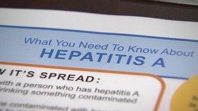 Vaccination efforts slow spread of Hepatitis A