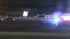 First responders investigating I-4 crash between semi and car