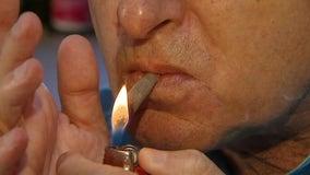 Recreational marijuana drive draws big bucks