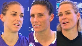 World Cup champions return to Orlando to play with Pride