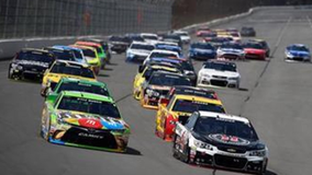 Bowyer speeds to surprise pole for NASCAR's playoff opener