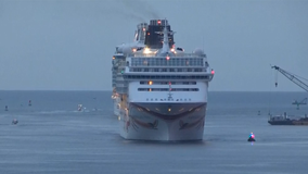 Cruise lines denying passengers who have recently traveled to China in wake of coronavirus