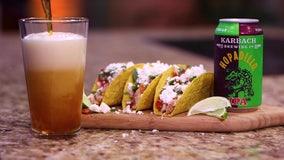Recipe: 'Dolphin' tacos