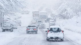 Winter looks 'cold and snowy' with some 'crazy in-between,' Farmers' Almanac claims