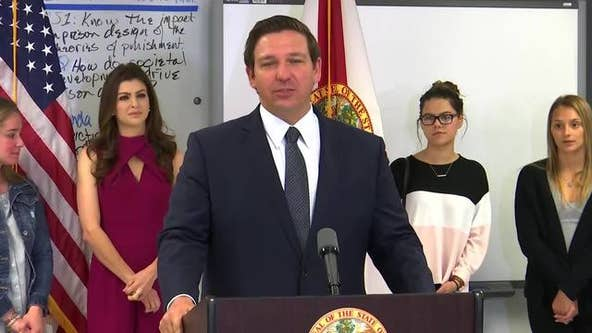 DeSantis says Giuliani fixers were donors, nothing more