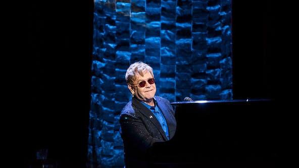 Elton John announces new date for Orlando concert