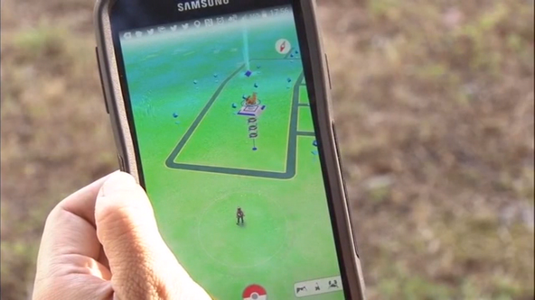 New Mexico woman playing Pokémon Go shot dead after witnessing robbery, police say