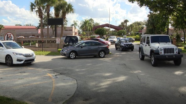 8 students arrested at Seminole High School following altercation