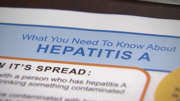 Hepatitis A outbreaks adds 58 cases in Florida
