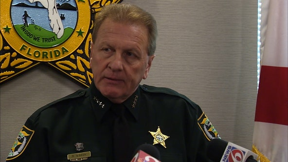 Osceola County Sheriff Russ Gibson tested positive for COVID-19, deputies say