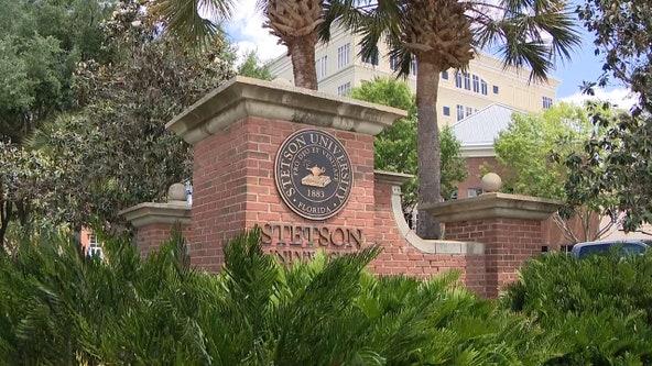 Stetson University student tests positive for coronavirus, school says
