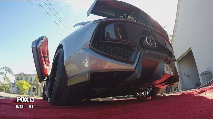 St. Pete company makes custom car for Shaq | FOX 35 Orlando