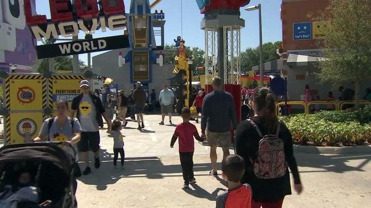 LEGOLAND unveils LEGO Movie World expansion | FOX 35 Orlando