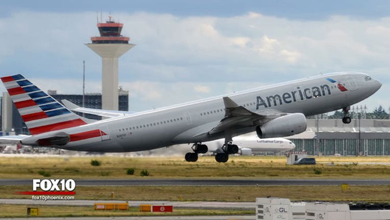 f6630b96-American Airlines Airbus A330-408200