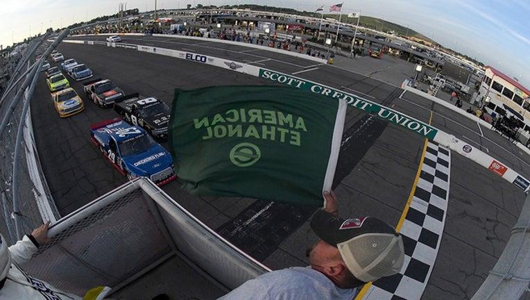 Gateway Motorsports Parkway-NASCAR