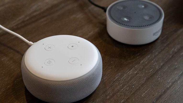 fc66b934-GETTY Echo Dots Side By Side 110118-408200