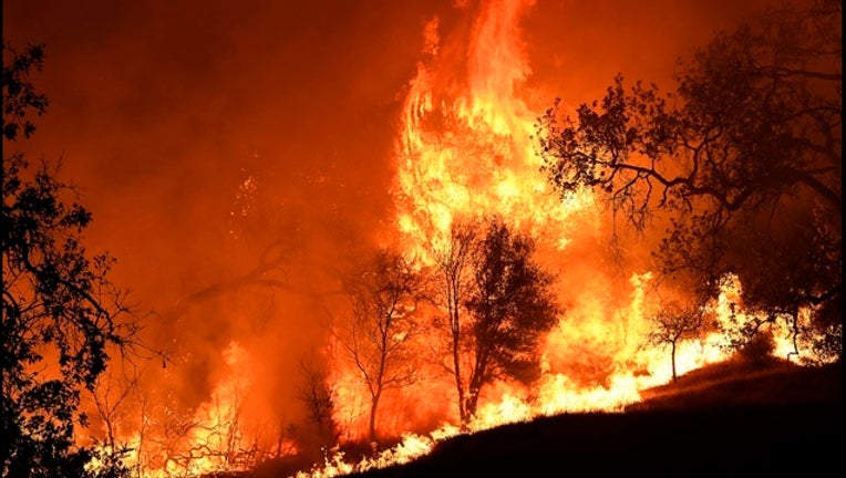 GETTY KTTV Ventura County Woolsey Fire Nov 9 2018-407068