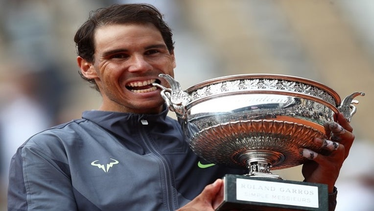 8a145115-GETTY_ NADAL WINS 2019 FRENCH OPEN
