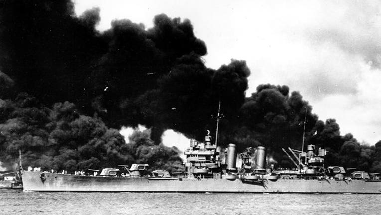 Pearl Harbor Attack, 1-402970