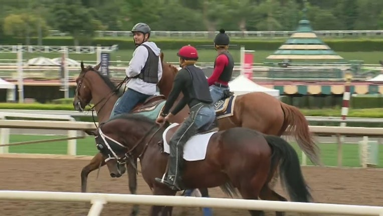 ba1242a6-Santa Anita horse racing KTTV video screenshot 3_1558453861991.jpg-407068.jpg