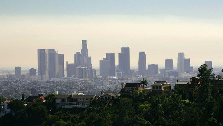 836da838-Los Angeles Skyline-407068