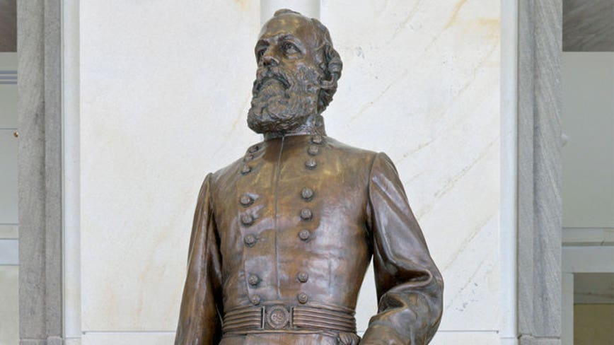 New push to stop statue of Confederate General from coming to Florida county