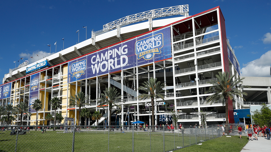 Camping World Stadium in Orlando to host free drive-in movie night