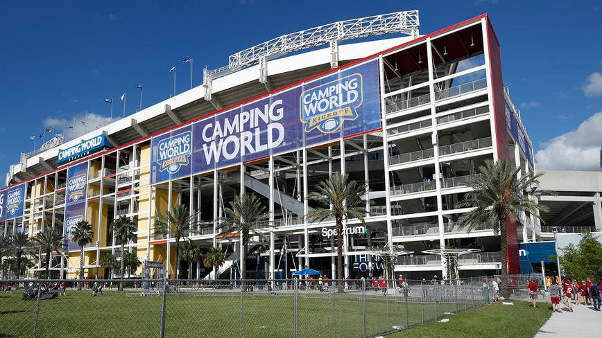 Camping World Stadium in Orlando to host free drive-in movie night