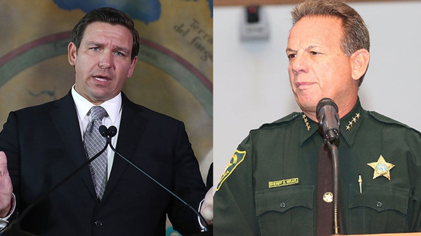 Florida Senate mulls sheriff's ouster over Parkland shooting