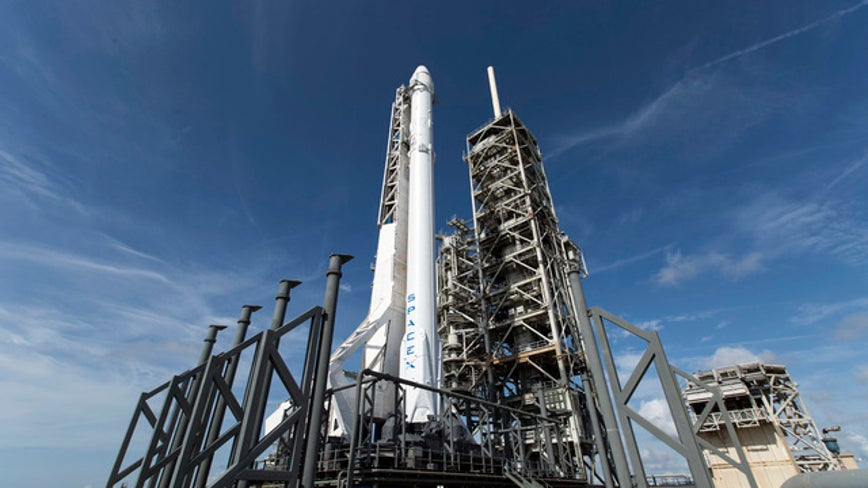 SpaceX's next Falcon 9 launch scheduled for Wednesday night