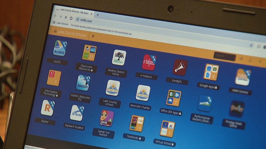 Central Florida school districts offer parents help with virtual school struggles