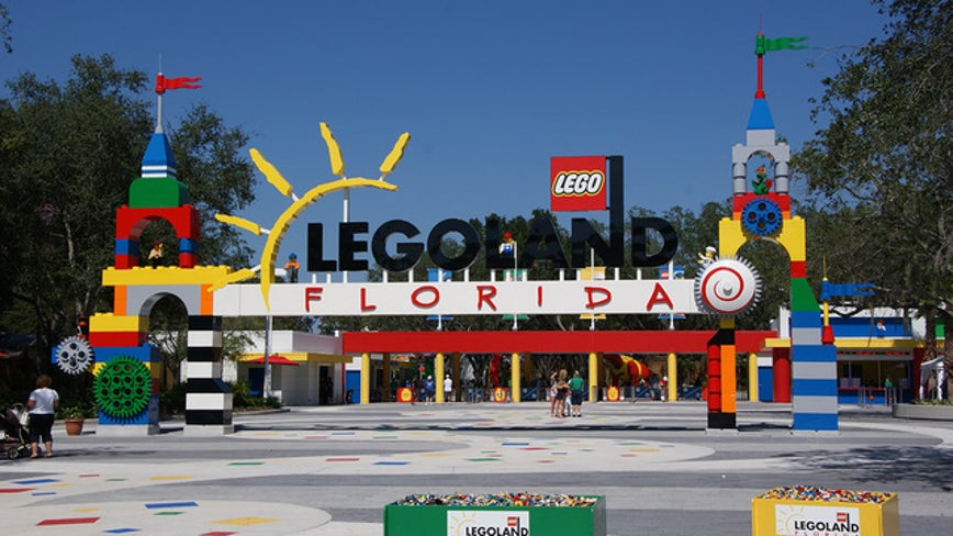 Legoland offering free admission to U.S. veterans throughout November